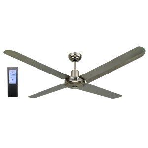 BLIZZARD48'' 1200mm 316SS Ceiling Fan + Touch Pad BL Remote - BLIZZARD48'' - TBLRem