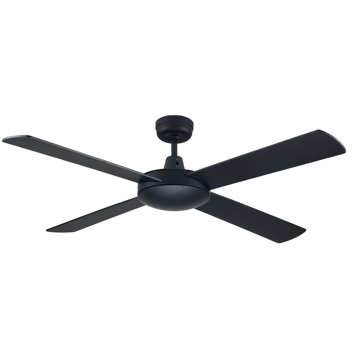 Genesis 52 Inch Ceiling Fan Black Ceiling Fan Bargains