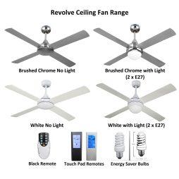 Revolve 48 inch Ceiling Fan