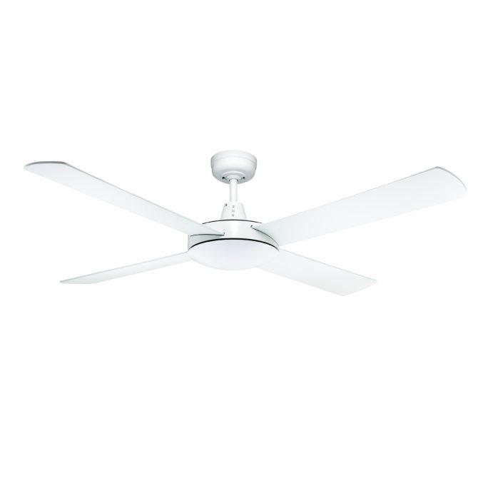 Genesis 52'' White Ceiling Fan - GEN52W